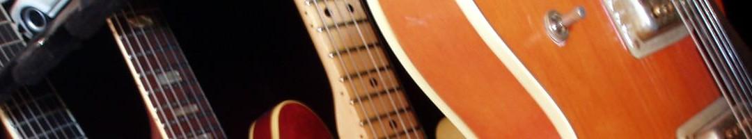Conhecendo as partes da Guitarra