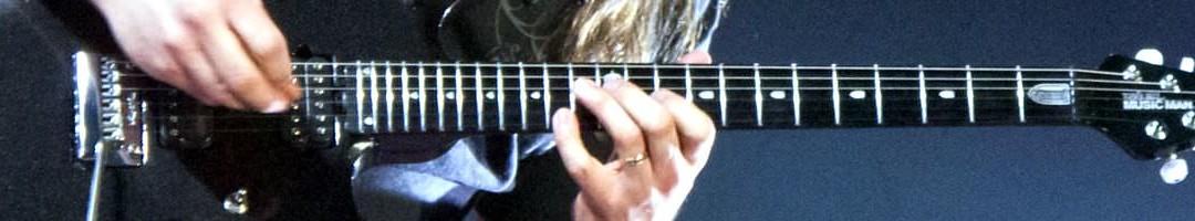 Desvendando John Petrucci | Padrões e Licks